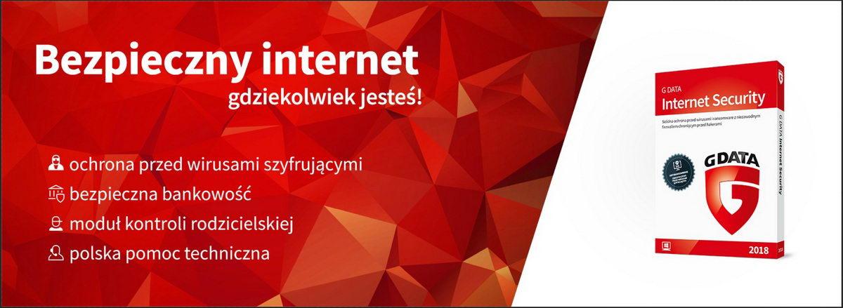 gdata bezpieczny internet baner